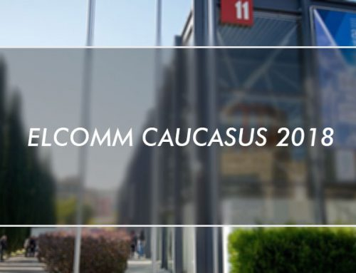 ELCOMM CAUCASUS 2018 – International platform for the industry